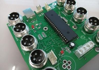 simulador, pcb, placa de circuito impresso, serviço eletronica